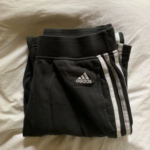 adidas Wide Leg Sweatpants
